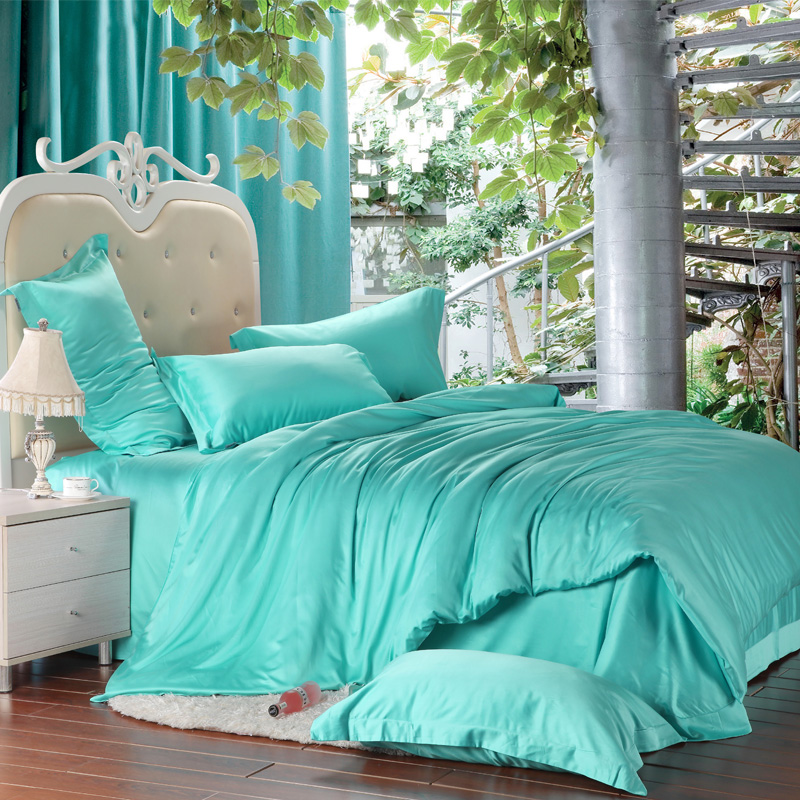 Popular Turquoise Bedspread Queen-Buy Cheap Turquoise Bedspread ...
