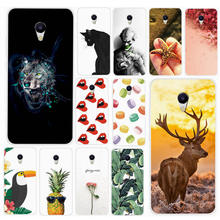 Silicone TPU For Meizu M5s Case Cover For Meizu M5s mini Phone Back Cover On For Meizu M5S Cases Meilan 5S Capa 5.2 inch ky303