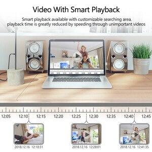 Image 5 - Techage H.265 8CH 1080 P système de sécurité CCTV 2.0MP POE NVR Kit dôme Audio intérieur caméra IP POE P2P ONVIF ensemble de Surveillance vidéo