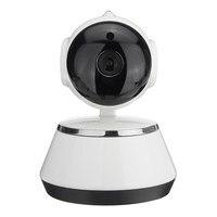 HD 720 P אבטחת מעקב מצלמת IP אלחוטי פאן ההטיה WiFi ערכת טלוויזיה במעגל סגור רשת IR ראיית הלילה WIFI Webcam 6 יחידות אחד סט