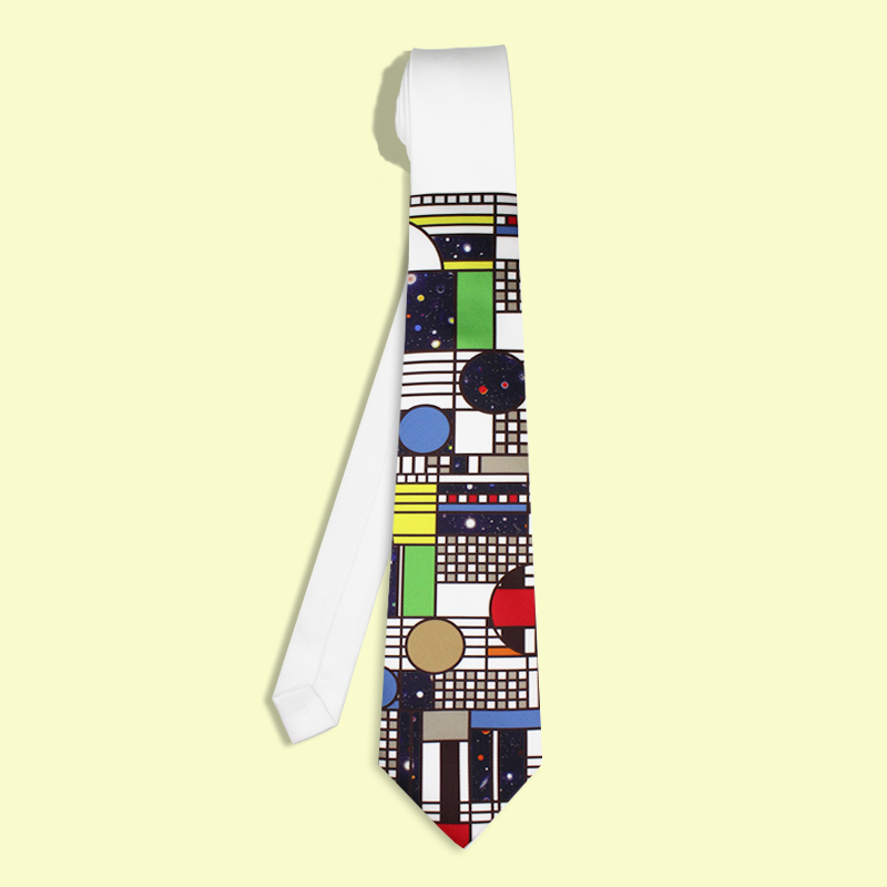 New Free Shipping Fashion Men Male Man Unique England Fan Groom Party Ins Wind Dress Casual Tie Fun Printed Neck Tie