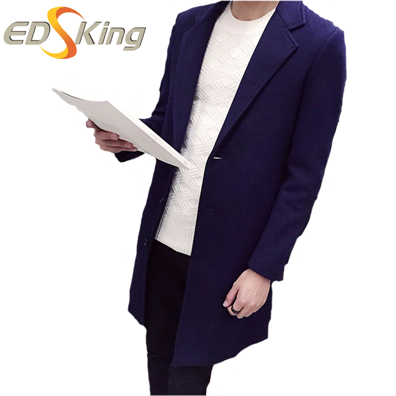 Mens Wool Winter Coats Sale Promotion-Shop for Promotional Mens ...
