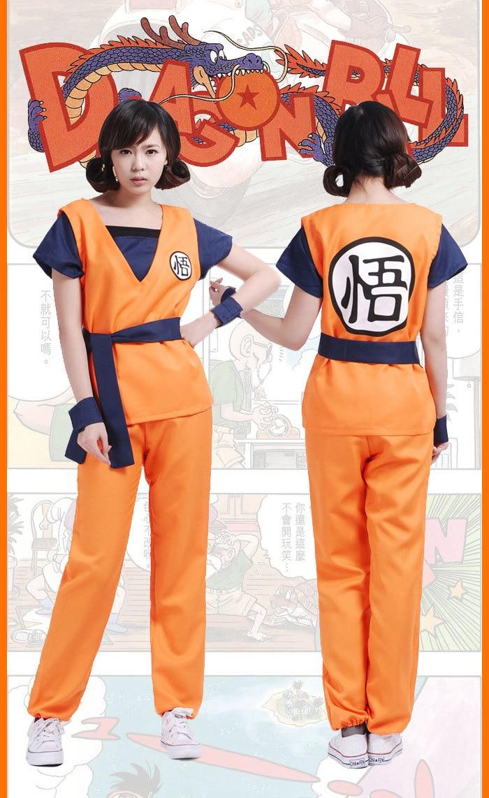 Two Style Adult /Children's Anime Dragon Ball Z monkey Cosplay Costumes Boys Son Goku Costume Kids Halloween Japanese Costume