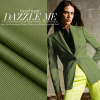 Trousering Haute Couture Worsted Suit Fabrics Lanzhou Jenny Industrial Co LTD Green Wool 2017 10 11