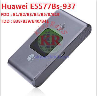 Débloqué Huawei E5577 E5577Bs-937 5g wifi routeur avec fente pour carte sim mini usb portable 3g wifi hotspot E5577s routeur wi-fi 4g