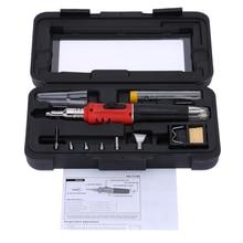 CNIM Calda HS 1115K Professionale Saldatura A Gas Butano Ferro Kit Kit di Saldatura Torcia