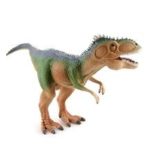 купить Wiben Jurassic Giganotosaurus Dinosaur Toys Action Figure Animal Model Collection Learning Educational Toys Models #E по цене 871.46 рублей