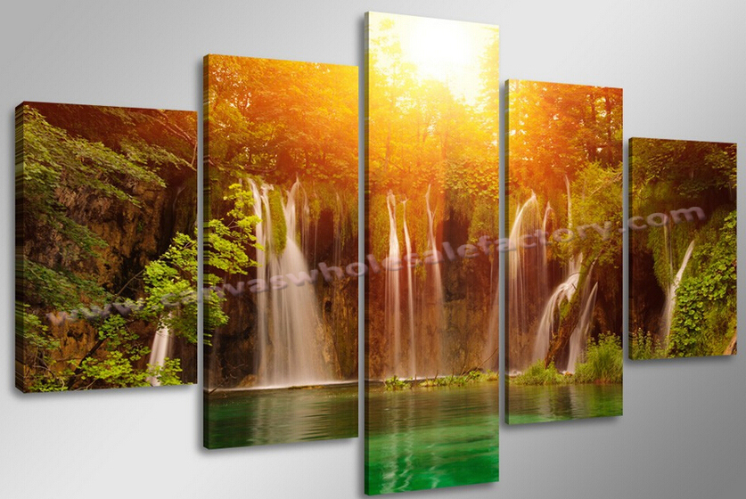 Hotselling unstretched modern home decor large canvas art for Cheap art prints on canvas