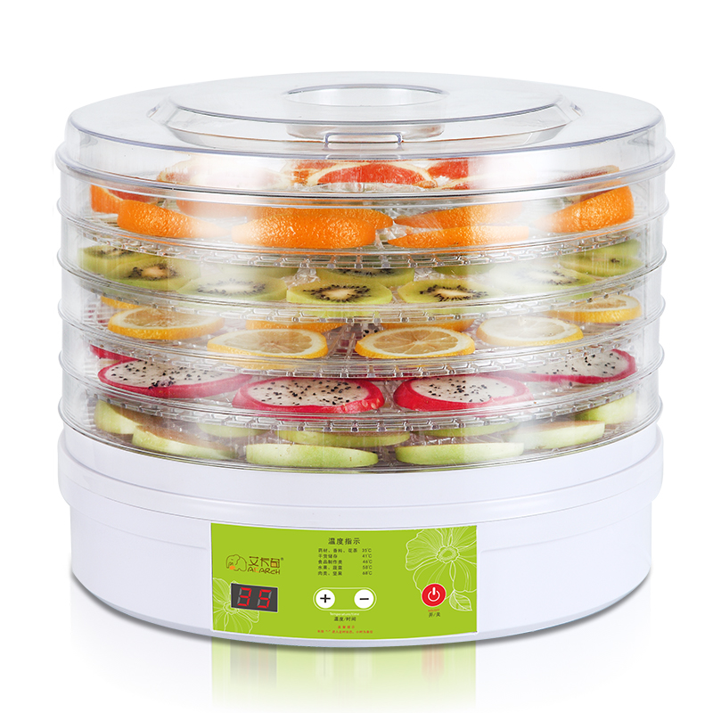 Fruit vegetable meat and herb professional food processors dehydrational dryer machine kitchen appliances