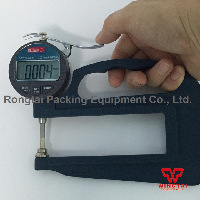 0-10mm BY03 Digital Display Micrometer Thickness Gauge For Paper,Leather, Plastic Film exploit high precision 0 01mm profession digital lcd display thickness gauge meter paper leather fabric thickness tester