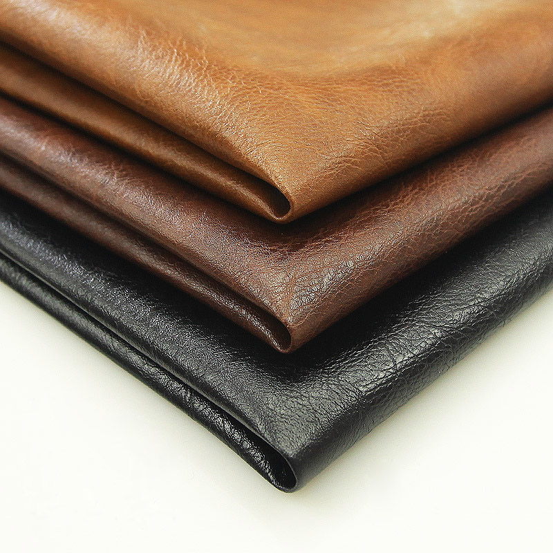 News Wear-resistin PU Leather Fabric For Bag /& Clothing /& Carpet /& Sewing /& Sofa