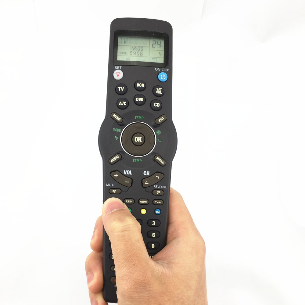 wholesale Chunghop RM-991 TV/SAT/DVD/CBL/CD/AC/VCR universal remote control learning for 6 nets in 1 code