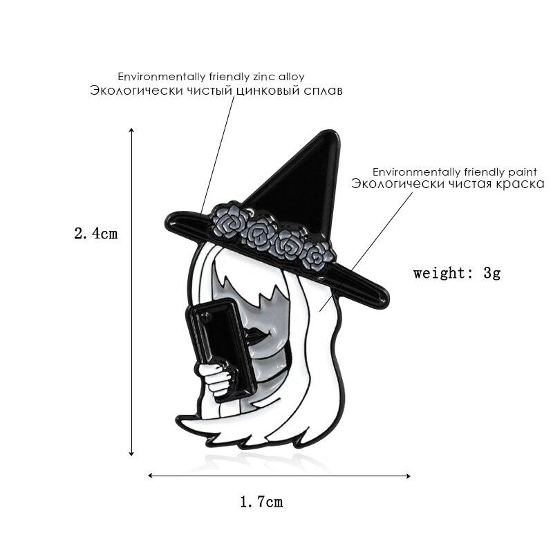 胸针女巫2