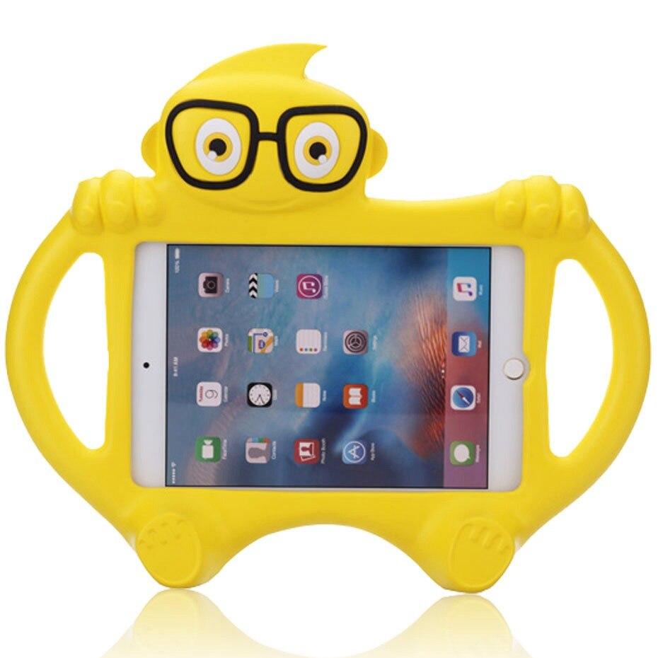 Case for ipad mini 1 2 3 4 kids Cute Cartoon 3D Protective Non-toxic EVA Foam Shockproof for ipad mini cover ipad cases mini