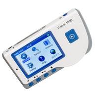 Blood Pressure Handheld ECG EKG Portable Monitor Electrocardiogram LCD