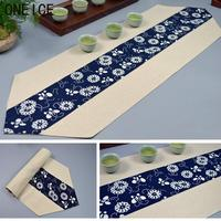 Linen Tea Table Sweat With Tablecloth Pants Zen Japanese Chinese Handmade Towel