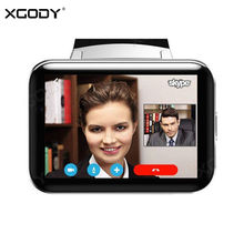 XGODY DW10 GPS Android Smart Watch Phone Support SIM Card Dual Core WiFi Pedometer Bluetooth Call Smartwatch for men Relogios