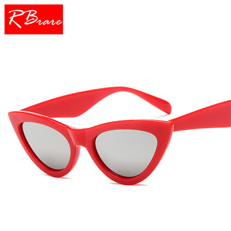 RBRARE 2018 Vintage Cateye Sunglasss Women Small Frame Vintage Sun Glasses Men Outdoor D ...