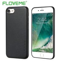 FLOVEME Ultra Thin Phone Case For IPhone 7 7 Plus Cover Case Luxury High Quality Leather