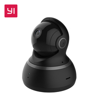 YI Dome Camera 1080P Pan Tilt Zoom Wireless IP Security Surveillance System Complete 360 Degree Coverage
