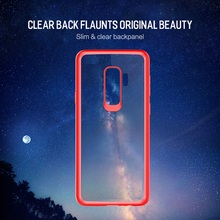 ROCK Clarity Series Protection Case for Samsung Galaxy S9 S9Plus