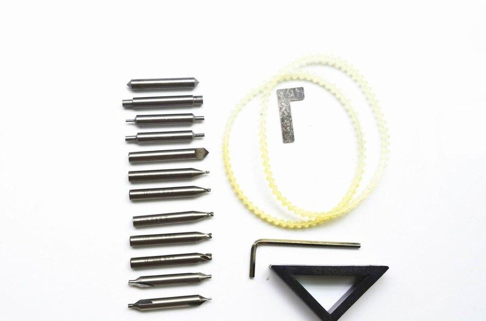 Lõppveski freespink võtmetähtsusega lõikamismasinate osade - Käsitööriistad - Foto 4