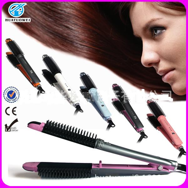 2 in1 ionic electric hair curling ceramic straightener flat wand 32mm curling hairstyling salon wave curler magic curl styling фен light ionic fifties ceramic 2200w бирюзовый