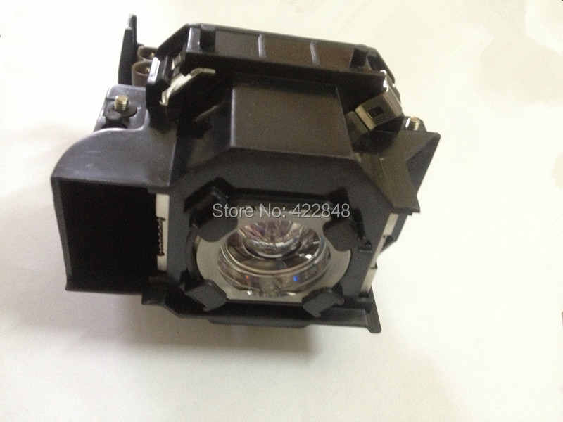 Replacement Projector Lamp with housing for EMP-82 EMP-82E Models ELPLP34 / V13H010L34