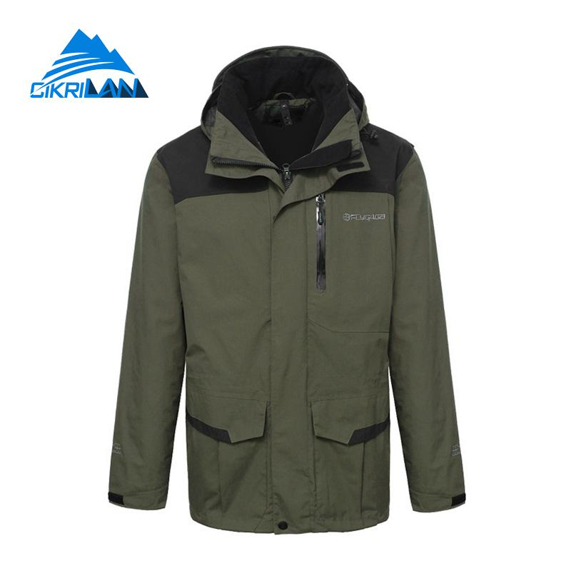 Hot Sale Trekking Camping Jaqueta Masculina Winter Windproof Waterproof Hiking Climbing Outdoor Jacket Men Skiing Snowboard Coat hot sale open front geometry pattern batwing winter loose cloak coat poncho cape for women