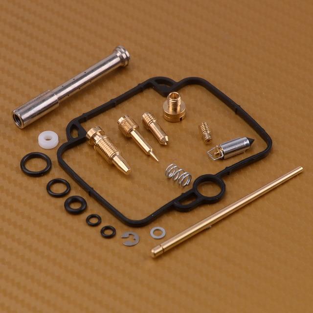 beler KS-0555 Carburetor Rebuild Carb Repair Jets Gasket Fit For Suzuki  DR650 DR650SE DR 650 650SE