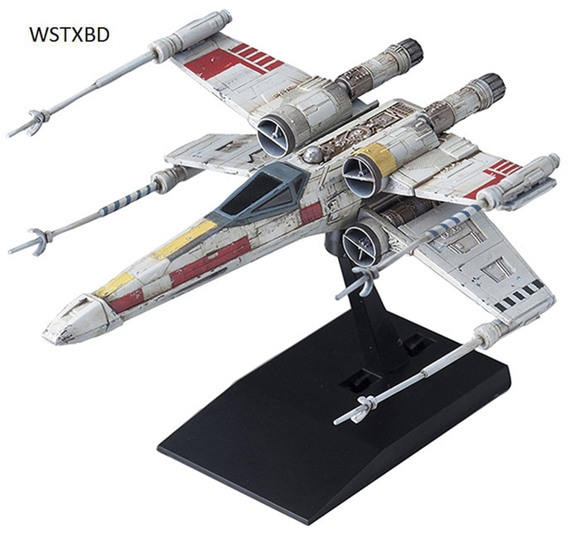 1977 Star Wars X Wing Fighter In Box: WSTXBD Original Star Wars Vehicle X Wing Starfighter 002