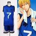 Kuroko's Basketball Kuroko no basuke Kise Ryota No.7 Jersey Costume