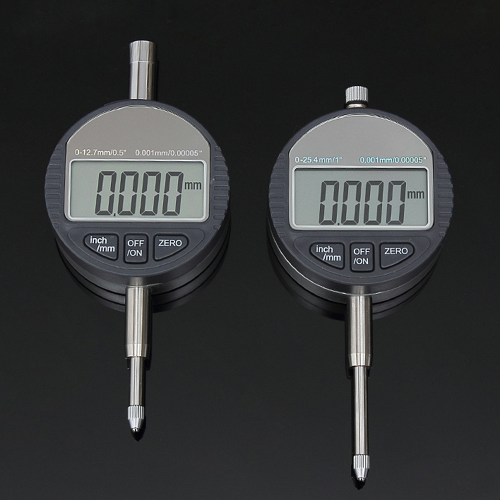 Digital Indicator Gauge : Mm digital dial indicator electronic dialgage