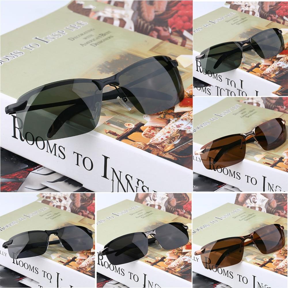 New Night Vision Polarized Sunglasses Glasses voor Outdoor Driving - Visvangst - Foto 4