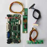 kit for LP171WX2-A4K7 M.NT68676 30pin LVDS display Panel Controller board DVI VGA LED LCD HDMI Screen 17.1
