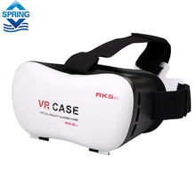 VR BOX Virtual Reality Glasses 3d Movies Games for 4.5″ – 5.5″ Smart Phone Professional VR Glasses 2016 Hotsale