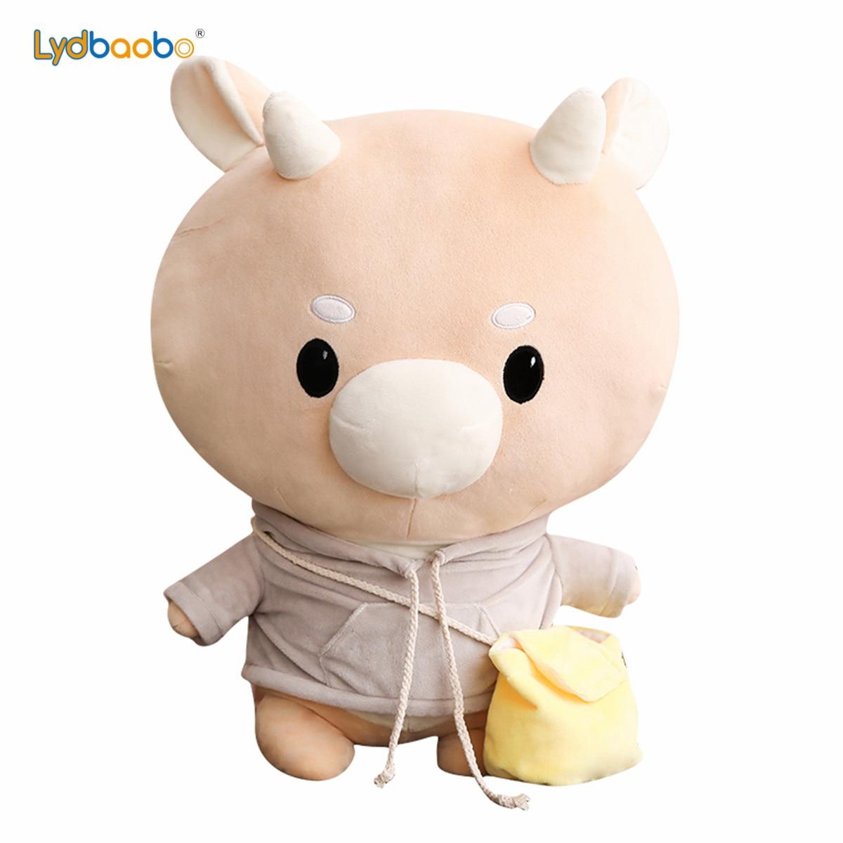 Giant Cute Cow Plush 2