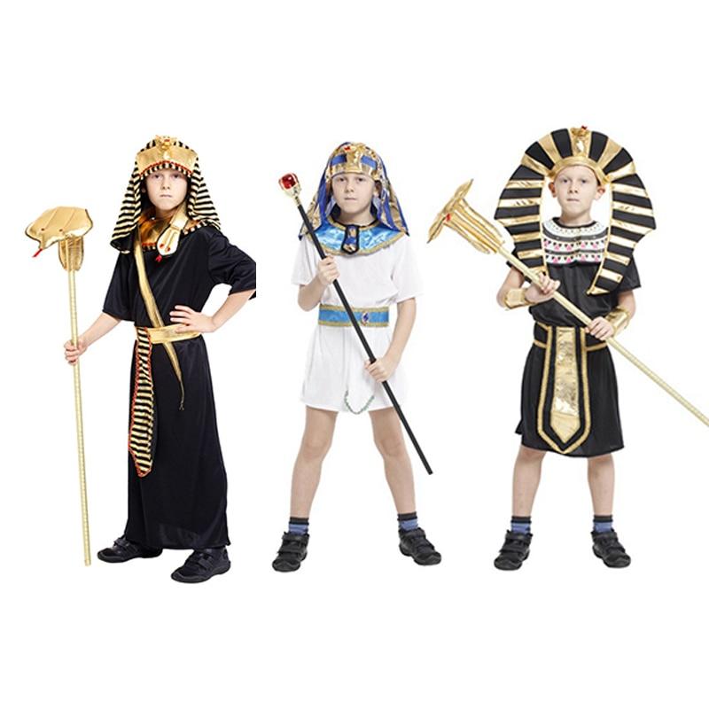 hohe qualit t gro handel pharao kost m kinder aus china. Black Bedroom Furniture Sets. Home Design Ideas