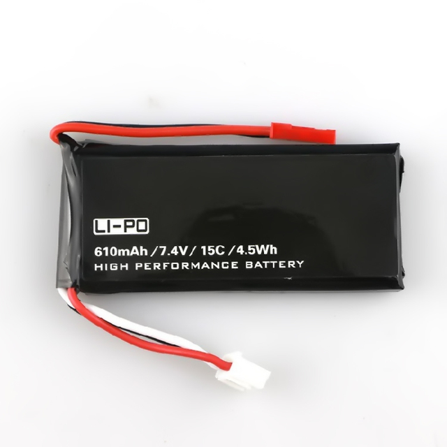 For Hubsan X4 H502S H502E RC Quadcopter Spare Parts 7.4V 610mAh H502-16 Battery for Hubsan X4 FPV H502S H502E RC Drone