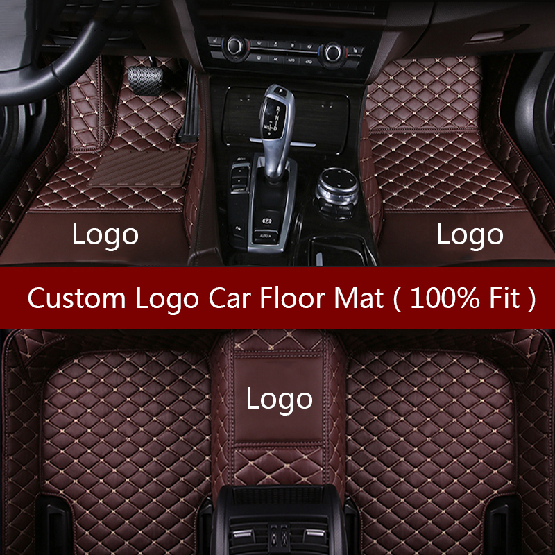 Flash Mat Logo Car Floor Mats For Acura All Models MDX RDX