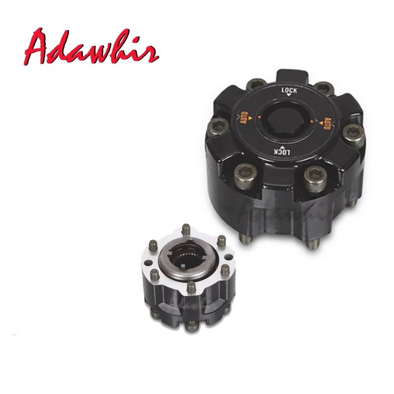 2 Piece x FOR TOYOTA Landcruiser PRADO V8 Free Wheel Hub B001 43530 69065 4353069065 Aluminum alloy in Hub Caps from Automobiles Motorcycles