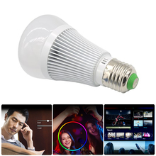 New Sonoff B1 Smart wifi Dimmable E27 LED Lamp RGB Color Light Timer Bulb Remote Turn ON/OFF Via IOS with Amazon Alexa Nest