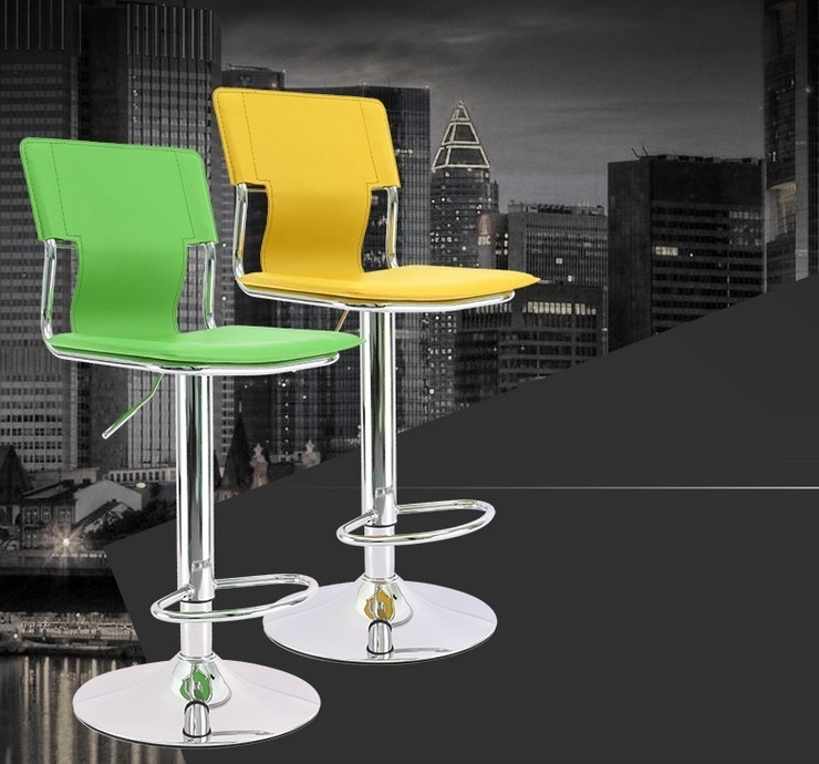 bar stool fashion coffee house chair rotation office computer chair free shipping dining room milk tea table chair 240337 ergonomic chair quality pu wheel household office chair computer chair 3d thick cushion high breathable mesh