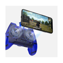 For Pubg Mobiele iPhone Android Controller Handle Holder Mobile Game Controller F3 High Quality Wireless Bluetooth Dual Fan high performance mobile phones app solar controller inverter wireless controller