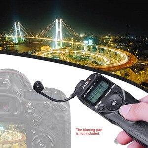 Image 4 - VILTROX Thời Gian Trôi Đi Intervalometer Hẹn Giờ Chụp với N3 Cáp cho Nikon D90 D600 D3100 D3200 D5000 D5100 D7000