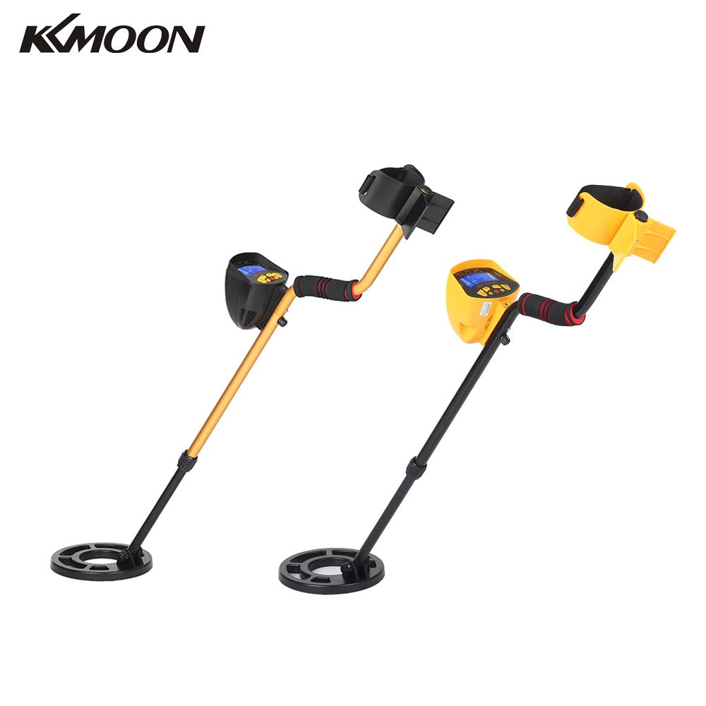 High Sensitivity High Performance Metal Detector MD3010II Underground Metal Detector Gold Metal Finder Treasures Seeking Tool