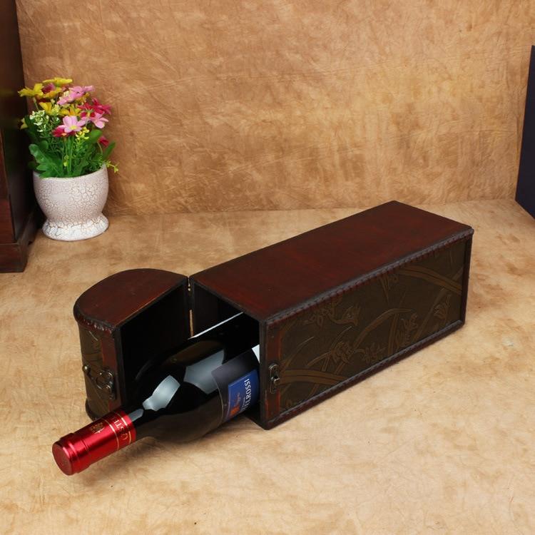 Vintage Wine Boxes 118