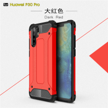 For Huawei P30 Pro Case Shockproof Armor Rubber Havey Duty Phone Huawey Back Cover Coque Fundas