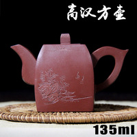 Authentic Yixing Zisha Masters Handmade Teapot Purple Clay Pot Of Chinese High Ore Crafts Wholesale 0644