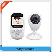 Hot SP880 Wireless Baby Monitor Camera Night Vision Two Way Sleep Monitor 2 4 Inch LCD